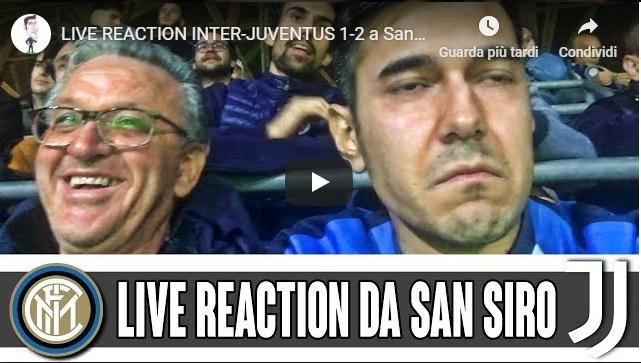 live reaction